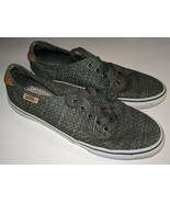 Vans  Print Gray Size 7 M Women's Sneakers - $32.87 CAD