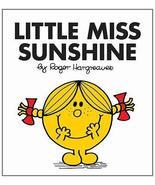 Little Miss Sunshine [Paperback] Roger Hargreaves - $1.45