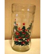 Unknown Maker Christmas Tree With Bows And Snowflakes Tumbler 12 oz. - $6.29