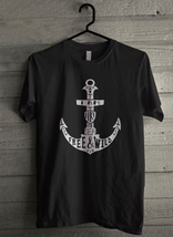 Free and Wild Anchor Men's T-Shirt - Custom (4953) - $19.12+