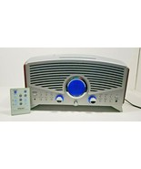 Teac LT-1 Retro Style CD Player/ Radio with Remote ~ Tested  - $89.09