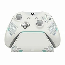 Controller Gear Sport White Special Edition Xbox Pro Charging Stand - Xb... - $49.23