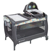 Baby Crib Playard Bassinet Portable Folding Travel Infant Playpen Nurser... - $145.85