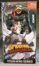 Marvel Titan Hero Series Spiderman Maximum Venom Free S/H  - $34.55