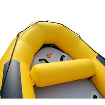 BRIS 1.2mm 12ft Inflatable White Water River Raft Inflatable Boat FloatingTubes image 10