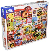 White Mountain Puzzles New Betty Crocker, 1,000 Piece Jigsaw Puzzle - $23.52