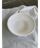 White Corelle Vitrelle Bowl - $10.99