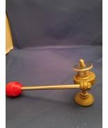 Red Knob Tripod Camera Tilt and Swivel  - $10.00