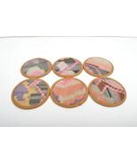 natural colors kilim coasters set coasters wool coasters home decor coa... - $29.00