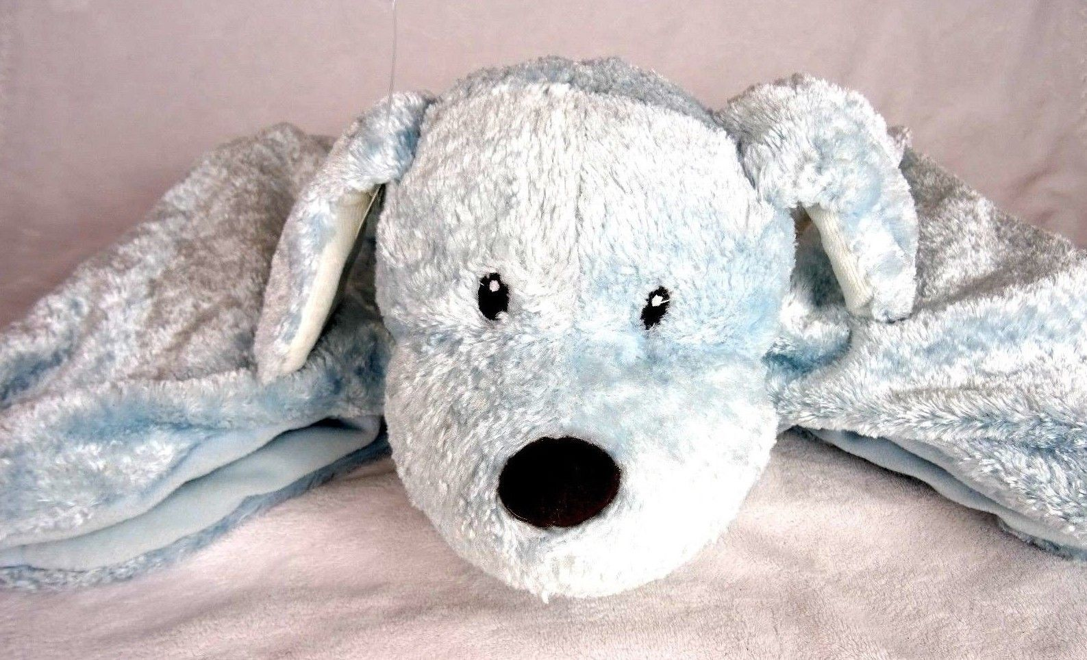 Baby Gund Blue Puppy Dog Comfy Cozy Security And 50 Similar Items