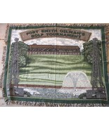 Fort Smith Oilmans Golf Tournament Tapestry Throw Blanket Oilfield Petro... - $49.49
