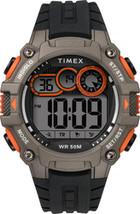 Timex TW5M27200 DGTL Big Digit 48mm Silicone Strap Watch - $82.60
