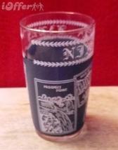 1960'S Retro Hazel ATLAS--NEW York Souvenir Glass - $10.95