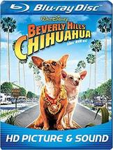 Beverly Hills Chihuahua (Blu-ray+DVD) New
