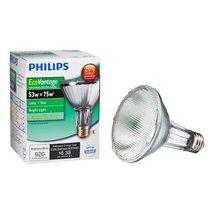 Philips 419549 Halogen PAR30L 75 Watt Equivalent 25 Degree Flood Light Bulb - $14.99