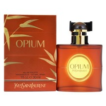 Yves Saint Laurent Opium Eau de Toilette Spray for Women, 1 Ounce - $60.32