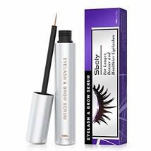 Eyelash Growth Serum, 100% Natural Lash Brow Enhancer, Lash Enhancing Se... - $22.36