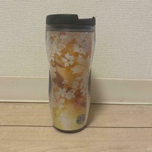 Starbucks Japan 2006 Sakura Tumbler Cherry Blossoms 355ml New - $34.65