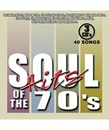 Soul Hits Of The 70's - $8.96