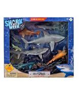 Discovery Shark Week. Return to Isle of Jaws Collectible Set. Ten pack. - $21.99