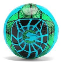 PUMA Procat Geomax Verde Nero Blu da Gara Calcio Palla Ufficiale Taglia 4 O 5