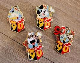 2018 Shanghai Disney Pin Trading Pin Mickey mouse 90th birthday Mystery ... - $24.74