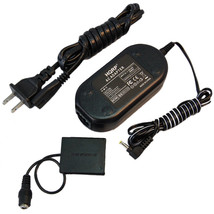 Hqrp Ac Adapter For Canon Power Shot Elph 110 Hs, 320 Hs Ixus 125 Hs 240 Hs - $21.65
