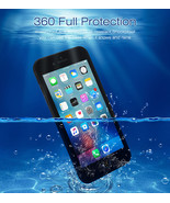 Waterproof Shockproof Hybrid Rubber TPU Phone Case Cover For iPhone 6 6s... - $2.49+