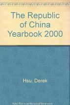 The Republic of China Yearbook 2000 [Paperback] [May 29, 2001] The Government In