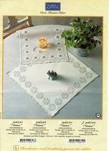 """Swedish Marks & Kattens Hardanger Embroidery """" Nanna""""  Table Runner Kit  - $18.99"""