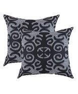TreeWool, 2 Pack Throw Pillow Cover Fleur Accent Decorative Pillowcases ... - $16.99