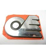 Rare Vintage NHL Philadelphia Flyers plastic metal sticker - $12.00