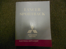 2010 Mitsubishi LANCER SPORTBACK SPORT BACK Electrical SUPP Service Shop... - $84.73