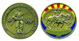 ARMY FORT HUACHUCA ARIZONA  CHALLENGE COIN - $16.24