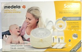 MEDELA Sonata Smart Breast Pump Hospital Performance Electric Rechargeab... - $319.98