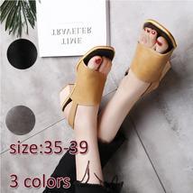 Women Shoes Sandals Elegant Square Heel Sandals Open Toe Heels Sandals Women San