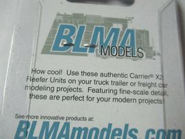 Atlas  #BLMA4555 Carrier X2 Reefer Unit For Trailers & Freight Cars HO-Scale image 4