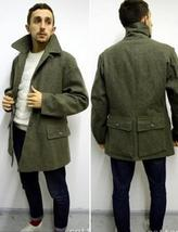 New Vintage Swedish wool M39 army blazer coat field jacket 1950-1940s mi... - $35.00+