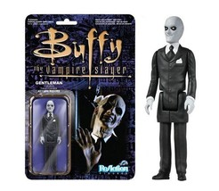 Buffy The Vampire Slayer Gentleman ReAction Action Figure Funko 2014 MOC SEALED - $12.55