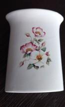 House of Webster Ceramics Briar Rose Vase Vintage - $25.00