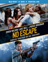 No Escape (2015/Blu-Ray/DVD Combo/Uv)