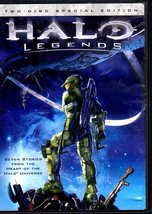 DVD - Halo Legends (2 Disc Special Edition) - $9.95