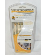 Monster HS V100 CV16 Home Series Component Video Cable 16 feet - $19.99