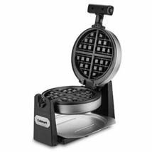 Cuisinart WAF-F10 Belgian Waffle Maker Stainless Steel Makers Small Kitc... - €61,35 EUR