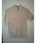 Mens Men's Stylish H&M L.O.G.G Label of Graded Goods Casual Short Sleeve... - $14.74