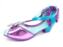 NWT Disney Store Ariel Shoes Costume Shoes Little Mermaid Girls Size US 11/12 - $22.95