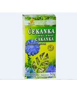 Chicory Leaf 50 g -  Cichorium intybus - Organic Herbal Dried Tea Loose ... - $7.52