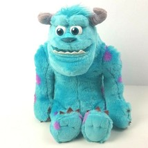 Disney Pixar Monsters Inc University My Scare Pal Sulley Talking Plush S... - $13.86
