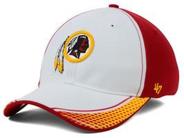 Washington Redskins 47 Brand NFL Football Battlehawk 47 Closer Cap Hat - $21.99