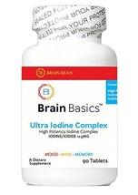 Brain Basics Ultra Iodine Complex